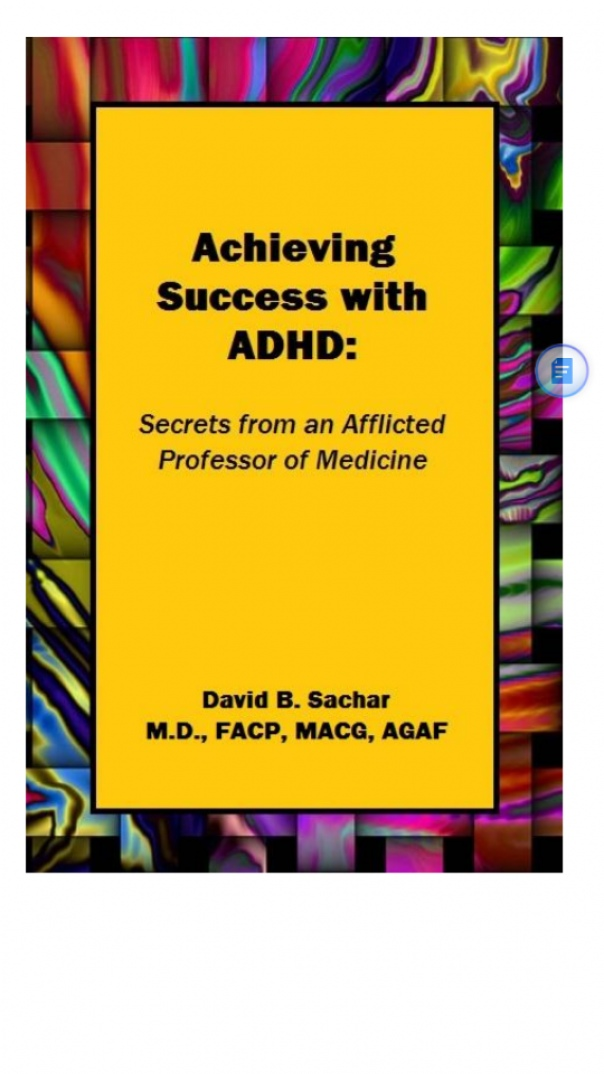 achieving success with adhd