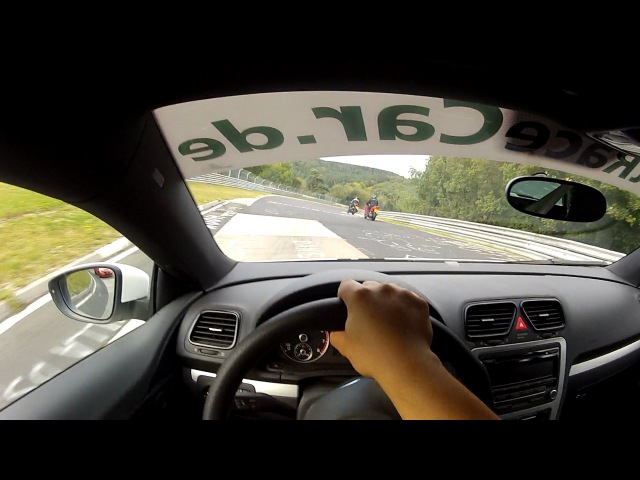 Road to Nurburgring.