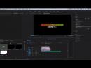 Анимируем значек загрузки в Adobe Premiere Pro CC