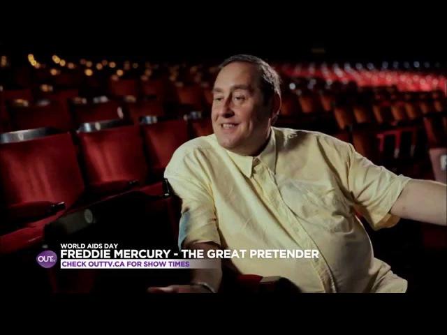 Фредди Меркьюри. Великий притворщик (2012) Трейлер.