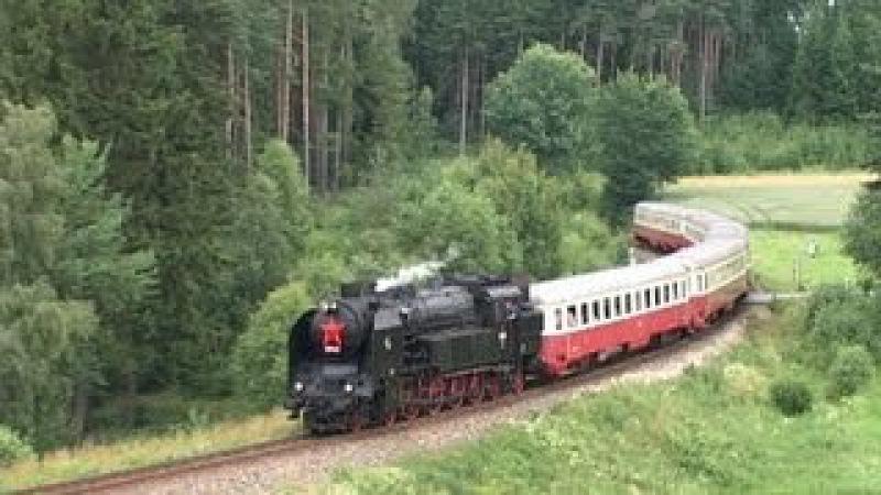 Parní lokomotivy 464.0 a 464.1 Ušatá
