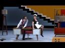 Le Nozze di Figaro Duet Susanna and Conte Simone Alberghini Olga Kulchynska