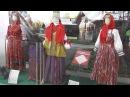 Пинежские наряды на выставке Нарядная Пинега
