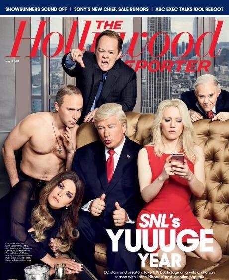 The Hollywood Reporter May 15 2017
