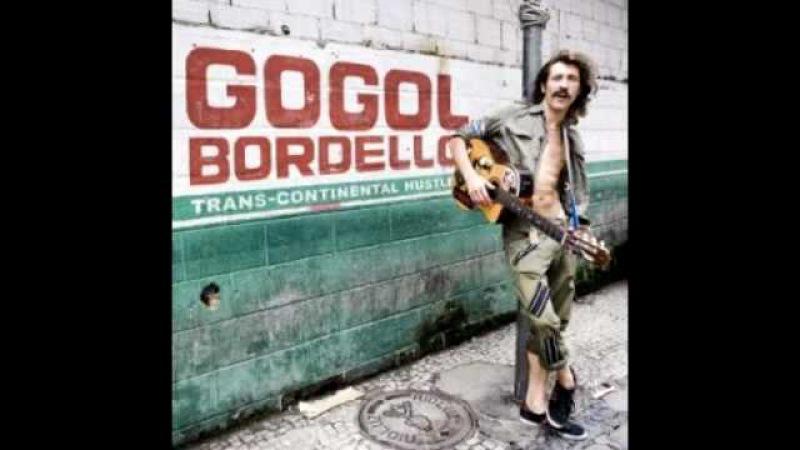 Gogol Bordello Sun on my side Venybzz