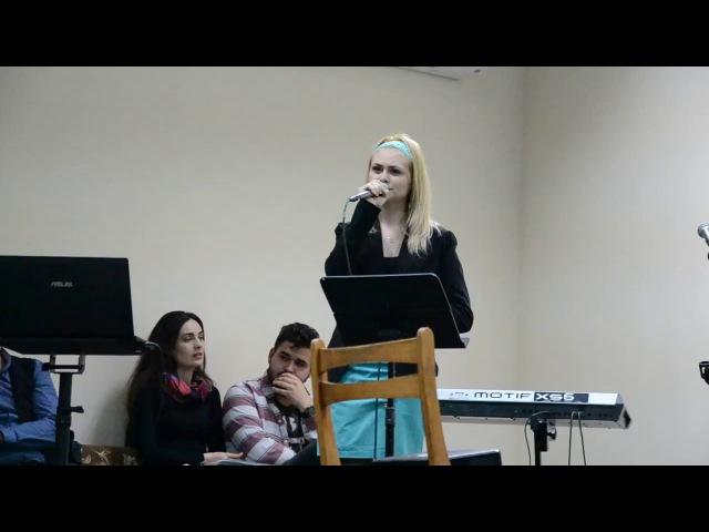 YOUTH FAMILY Христианская песня Каждый день Таня Храб