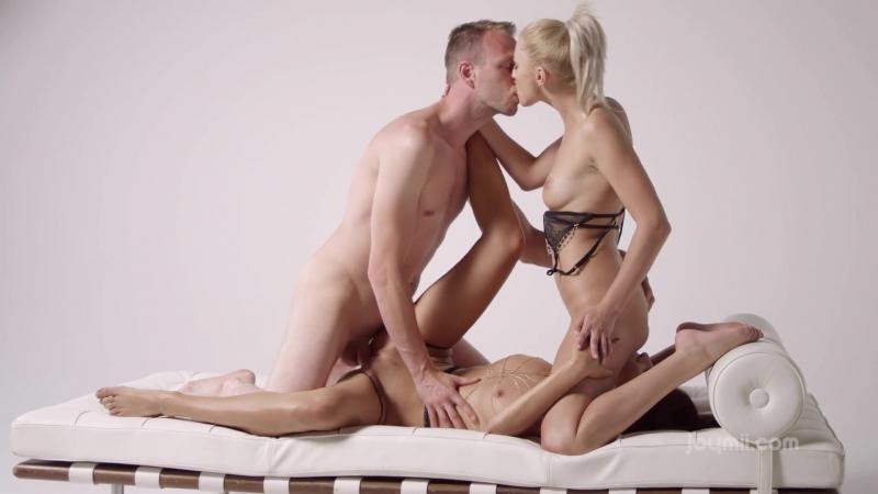 Katy Rose, Paula Shy ( HD 1080, pussy licking, ball licking, big ass, big dick, beatiful, deep throat, gang,