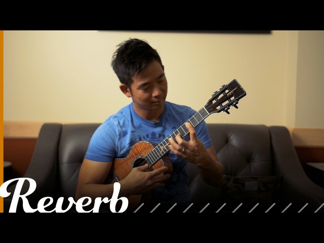 Jake Shimabukuro Teaches Hallelujah by Leonard Cohen on Ukulele | Reverb Learn to Play