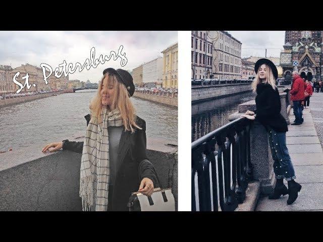 VLOG - ПЕРЕЕЗД В ПИТЕР l питерская красота