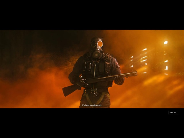 Smoke trailer (Rainbow Six Siege) Magyar felirattal (HUN subtitles)