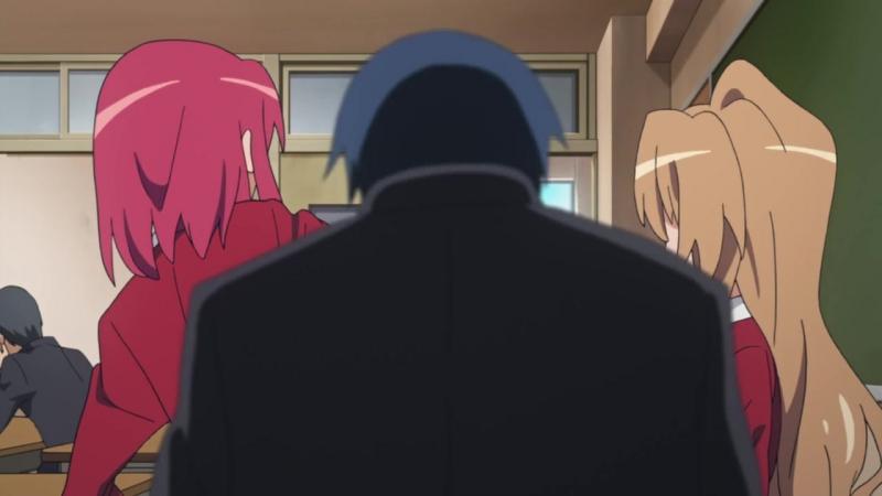 [AniDub] OVA - ТораДора! / Toradora! [Ancord]