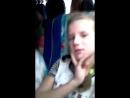 насрали в автобусе