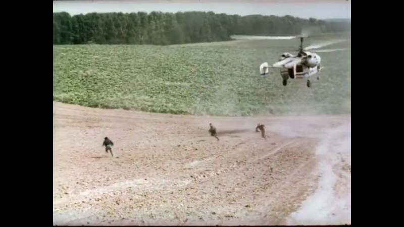 Живая мишень ( СССР 1990 год ) HD