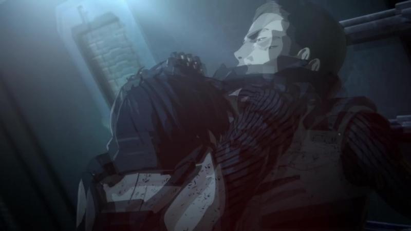 Годзилла: Планета монстра | Godzilla: Kaijuu Wakusei — трейлер Русская Озвучка [Darkness]