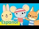 Todos Caemos | Canciones Infantiles | Super Simple Español