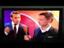 Gabriel Macht and Patrick J. Adams On The Today Show July 16, 2013 - Eating Clip