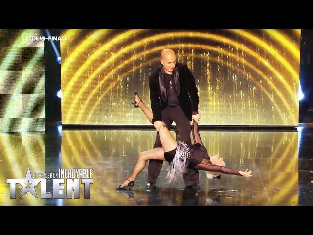 Paddy Nico France's Got Talent 2016 Week 7