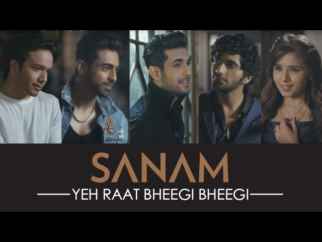 Yeh Raat Bheegi Bheegi Sanam ft Aishwarya Majmudar Official HD Video
