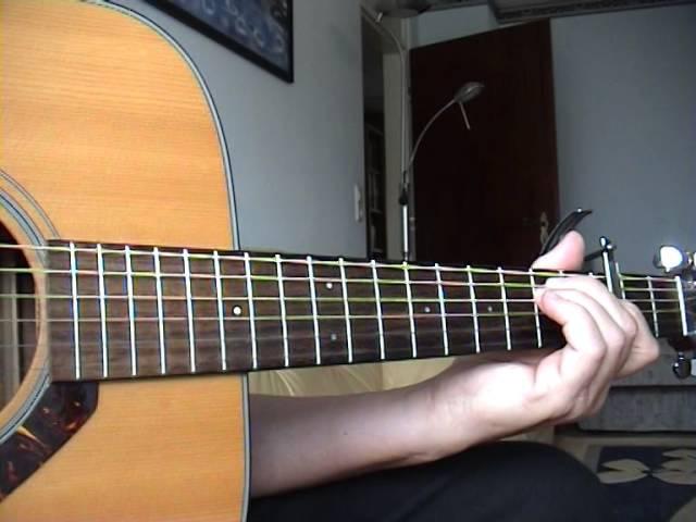 Дембельская. Беру гитару аккорд последний раз. Кавер
