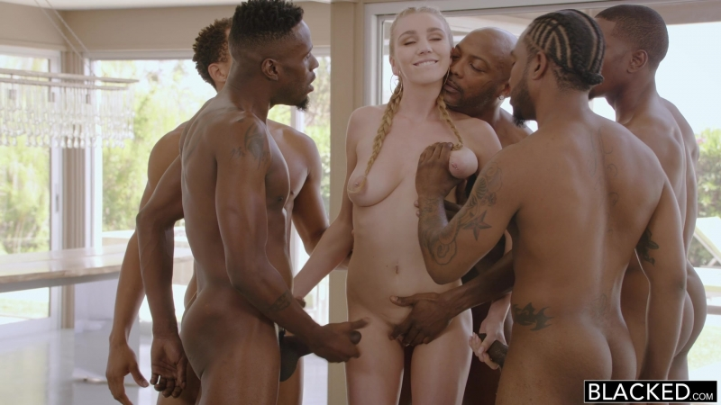 BLACKED Kendra Sunderland ( Ive Never Done This Before, 29 06 2017)