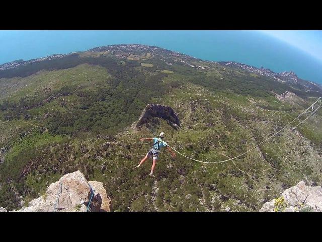 Шаан кая Rope jumping