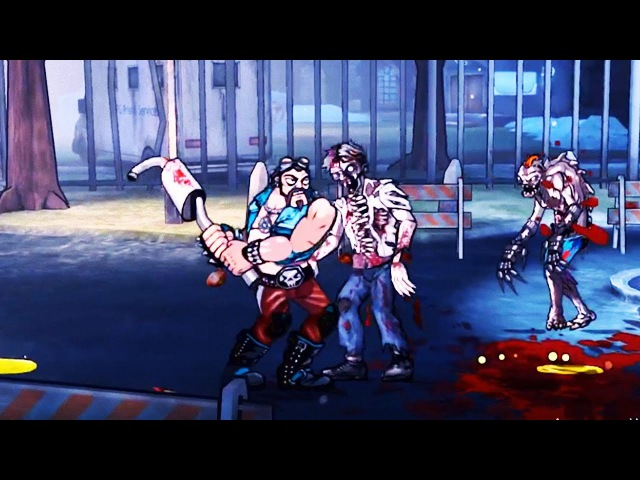 Bloody Zombies VR - Gameplay Trailer 2017【HTC Vive, Oculus Rift, PSVR】Paw Print Games