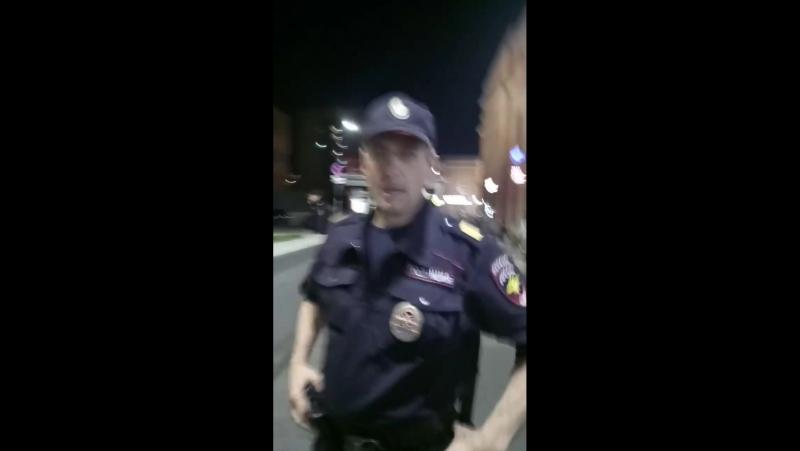 Профессиональные действия полиции при задержания особо опасного преступника
