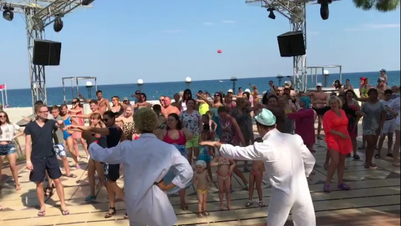 клубный танец_Selcukhan 2017