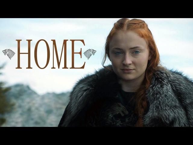 GoT Sansa Stark Home