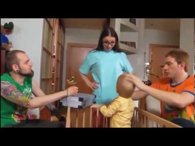 ДаЁшь МолодЁжь! - Молодая семья Валера и Таня - Тату