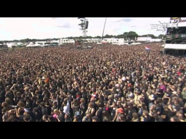 Gamma Ray 2 Songs Live at Wacken Open Air 2009