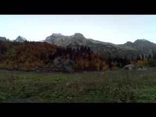 Diego trip: through the mountains to the sea