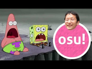 how new players react to osu!