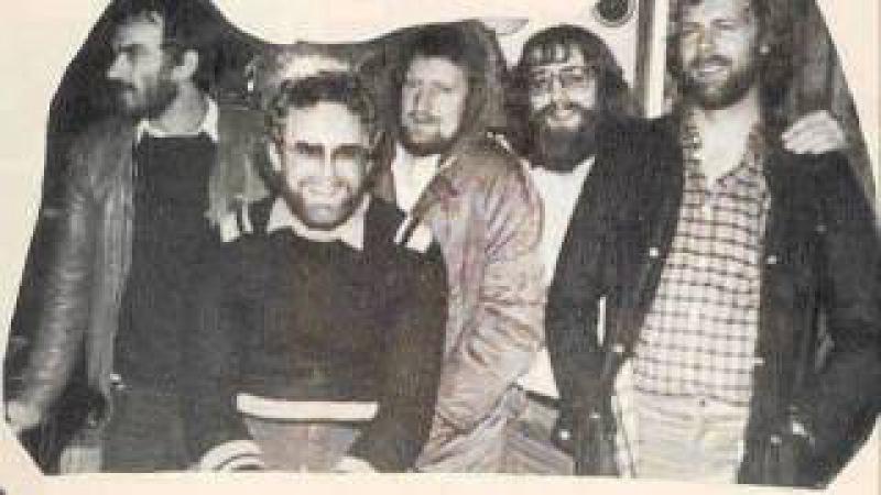 Pappa Kurk band (den Helder, 1982 ) Pappa Kurk lied