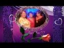 Подарок на День рождения подруги - Видео-слайд-шоу из фотографий