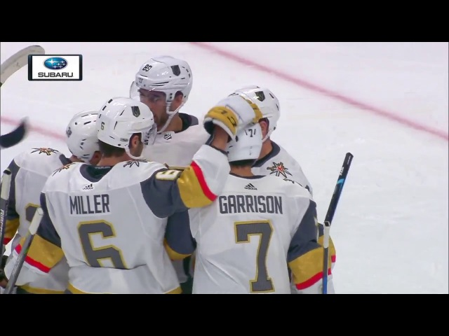 Обзор матча Колорадо - Вегас / AVALANCHE VS GOLDEN KNIGHTS September 19, 2017 NHL Preseason