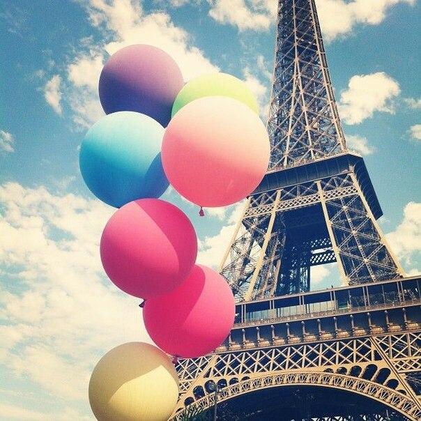 красивые картинки парижа днем рождения собирались течение года