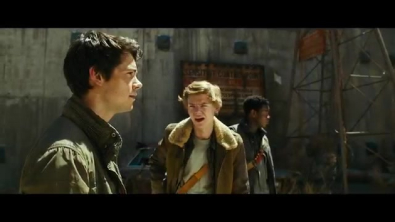 Maze Runner- The Death Cure - Official Trailer [HD] - 20th Century FOX