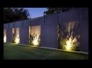 Уличное освещение в саду 30 примеров уличных светильников и фонарей для сада