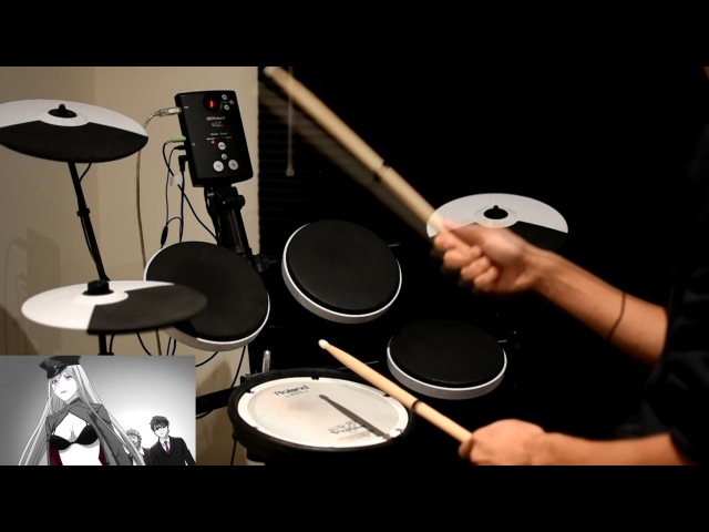 Noragami Aragoto OP Kyouran Hey Kids 狂乱Hey Kids by THE ORAL CIGARETTES Drum Cover