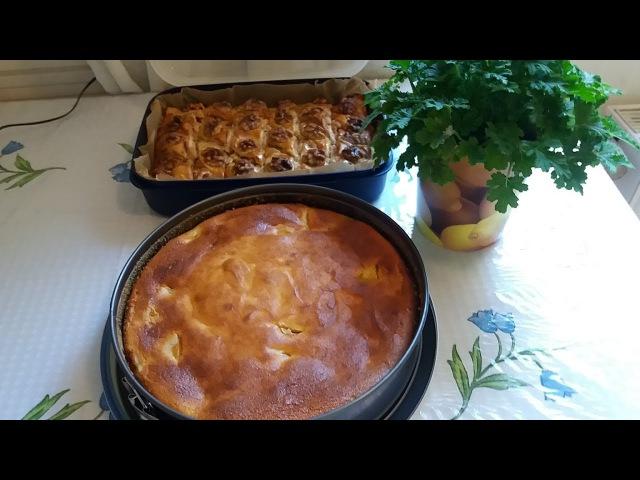 Нежнейшая творожная запеканка Käse Kuchen ohne Boden