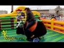Механический бык родео в аренду от Крутоты