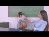 Выебали в жопу развратных училок / Секс sex +18 не порно porno ебля большой ротик учитель на камеру грубый секс мать грудь минет