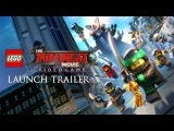 The LEGO Ninjago Movie Video Game Launch Trailer