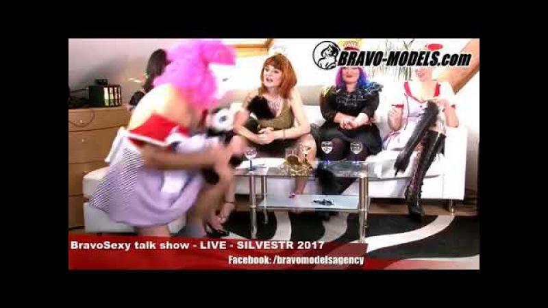 BravoSexy talk show se Sarah Star Silvestr 2017 Special 02
