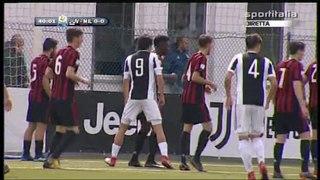 Campionato Primavera Juventus - Milan 0-0