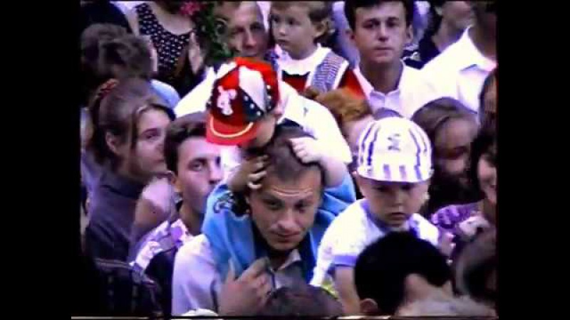 Збараж. Гурт Світозари та Гриць Драпак. 1998 рік