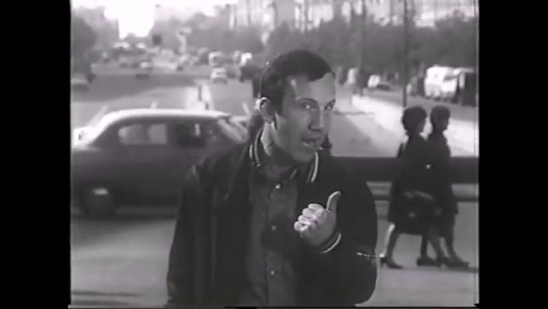 Образовательные юмористические программы ТВ в 70-х в СССР. Светофор