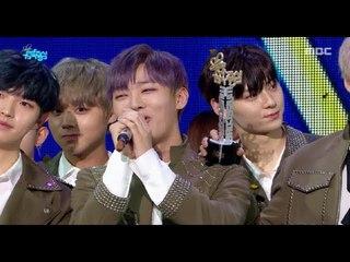 [HOT] 3월 5주차 1위 '워너원 - 부메랑, (WANNA ONE - BOOMERANG)' Show Music core 20180331