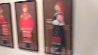"""Молодежная межрегиональная выставка в Липецке """"Мы и наше время"""""""